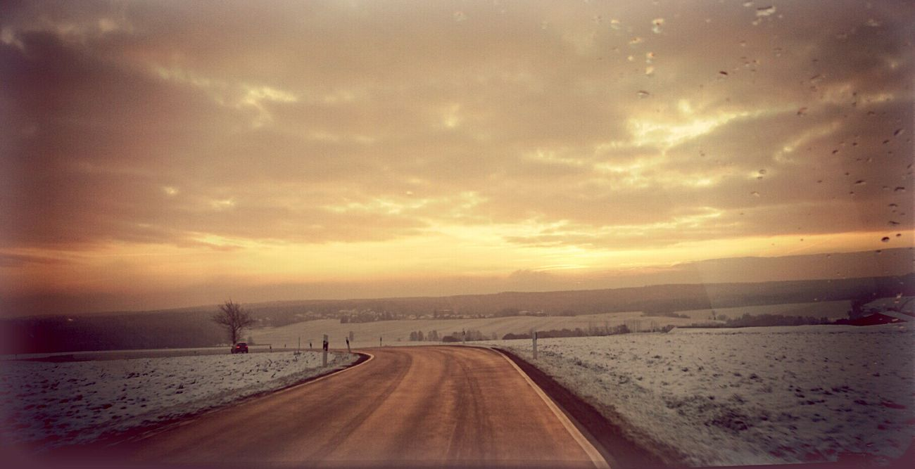 Check This Out Street Sunrise First Eyeem Photo