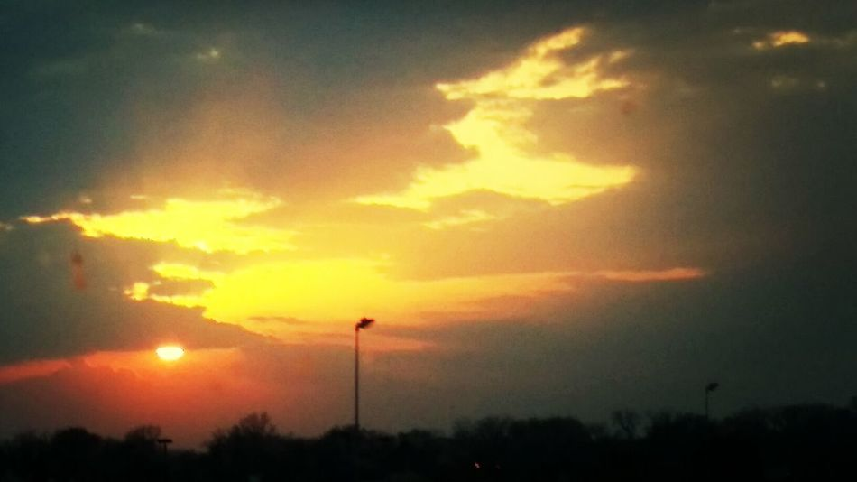 Arkansas Getting Paid Travel Photography Sunset