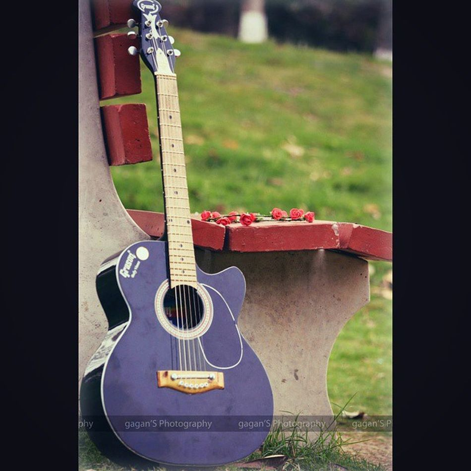 """""""My guitar is not a thing. It is an extension of myself. It is who I am."""" And she learned the guitar to dedicate a bday song to her mom.. She sings really well.. Instamusic Instaguitar Music Momnme Mother Daughter Love Shootb Instatricity Instachandigarh"""
