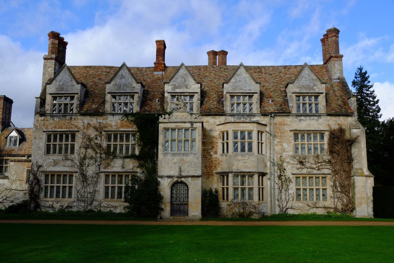 Anglesey Abbey,