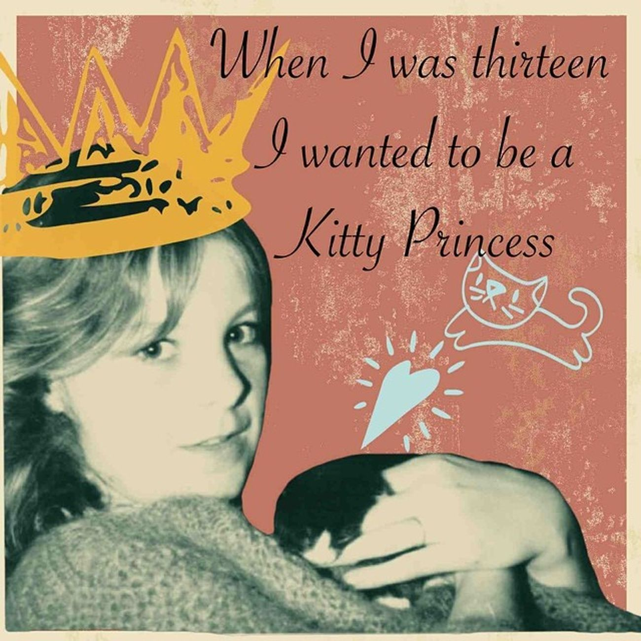 True Kitty TeenageDreams Retromatic