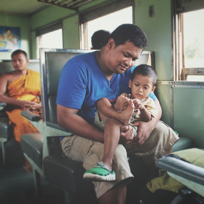 who will love you like parents? Travel Train Loveinfinity Parents Littleboy