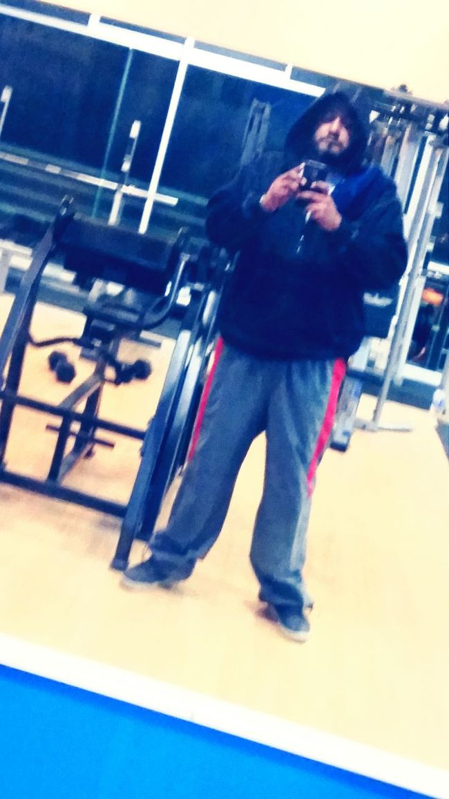I'mback Gym! Exercise After Work Con Todo!