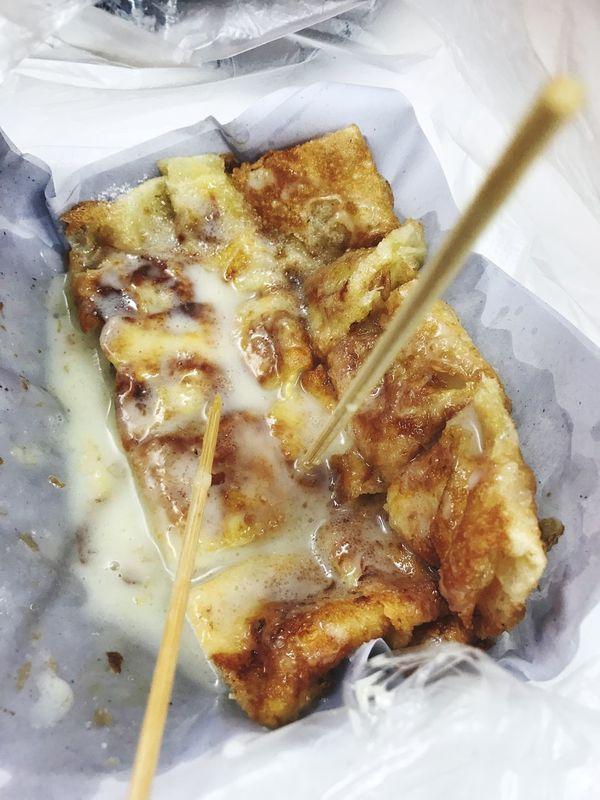 Food And Drink Roti Street Foods