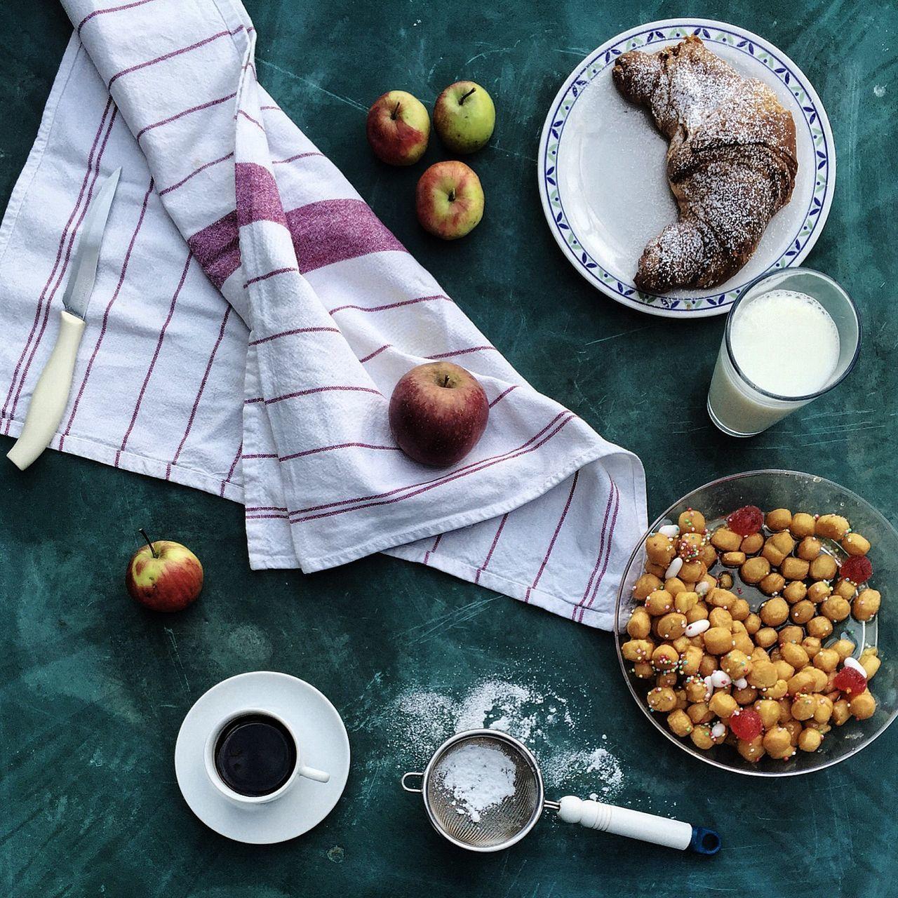 Beautiful stock photos of apple, Apple - Fruit, Black Coffee, Breakfast, Coffee - Drink