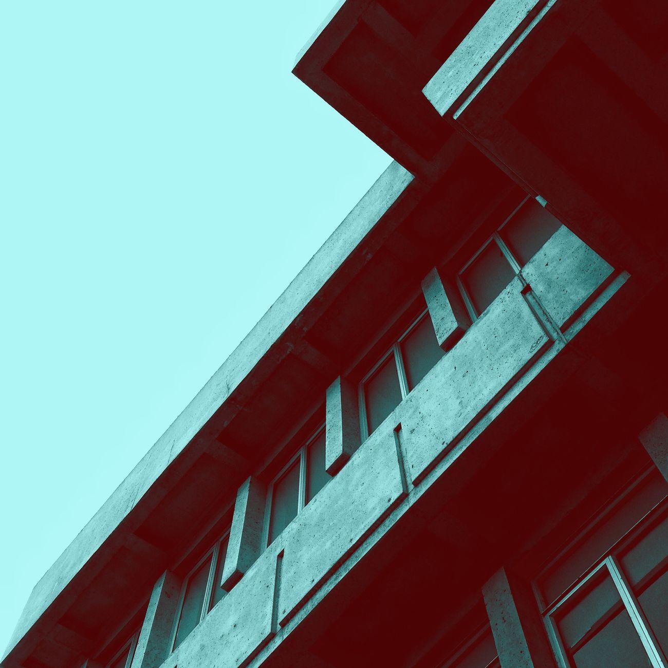 Architecture San Francisco Pantone Colors By GIZMON