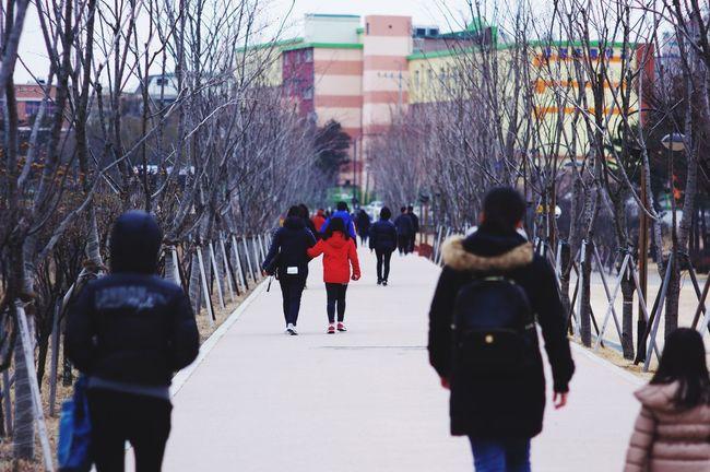 도촬3 South Korea Suigen Suwon Pentax