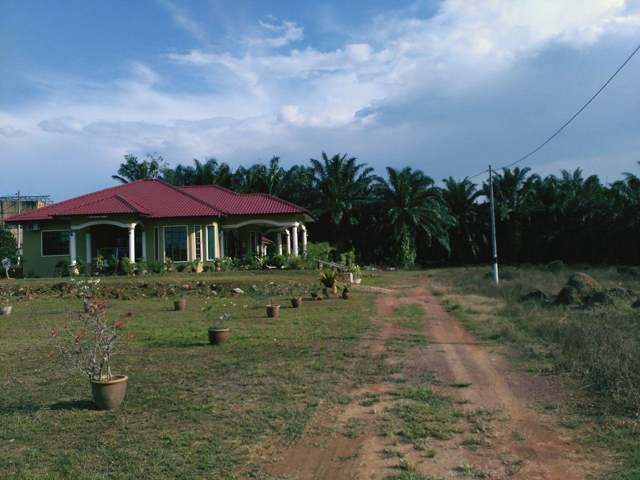 Modern Malay Village House Malaysia Yong Peng Malaysian Village Visit Malaysia Kampung