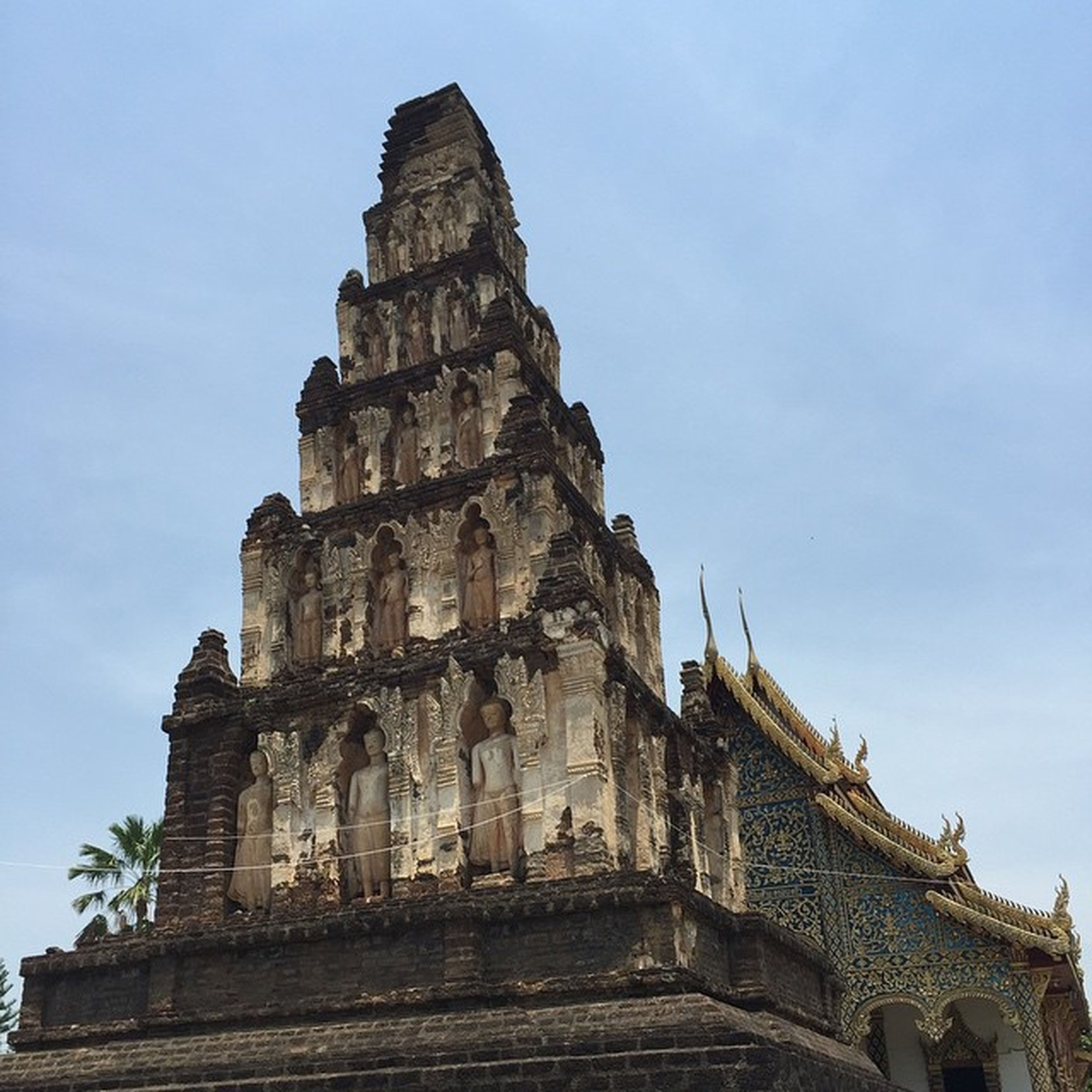 architecture, built structure, building exterior, history, low angle view, ancient, sky, famous place, the past, old, ancient civilization, old ruin, travel destinations, travel, place of worship, religion, tourism, temple - building, international landmark, day