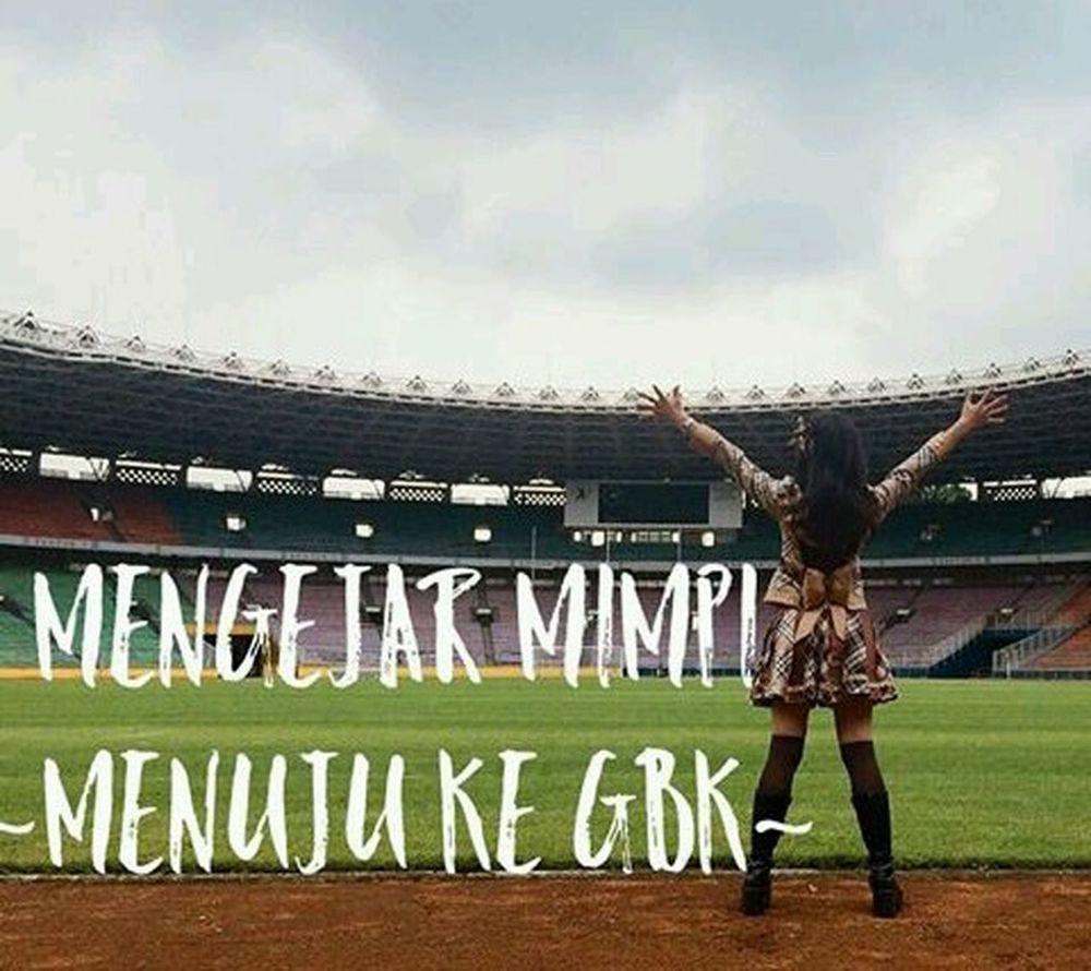 Michelle Christo Kusnadi Jkt48 EyeEm Indonesia DoYouHaveADream Gelorabungkarno Jakarta Indonesia