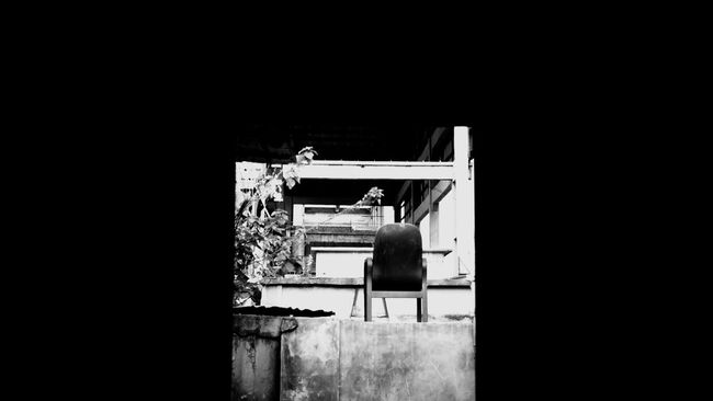 Unmanned area ⋯⋯ Blackandwhite The Changing City Travel Deceptively Simple Elegance Everywhere 广东紫坭堂 Everyday Lives Taking Photos Unmanned Area