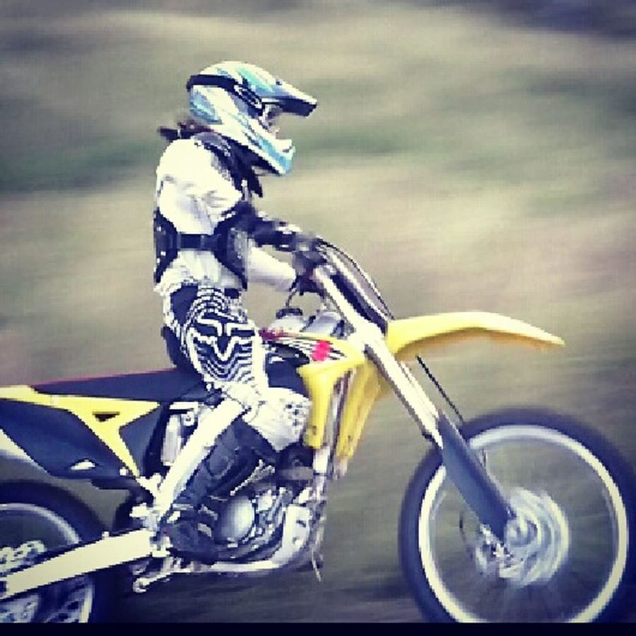 Motochick Motocross Rmz250 Mylife
