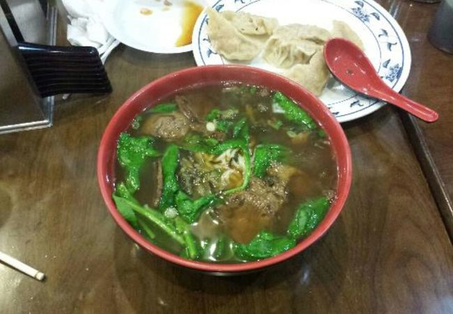 Grosso Noodle a Chinatown