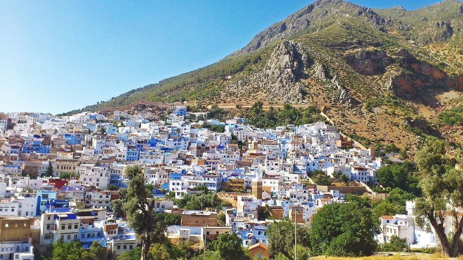 Morocco Chefchaouen 2013 Traveling Tb 2013 Journey