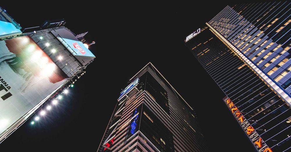 nyc NYC Newyork Newyorkcity Night First Eyeem Photo