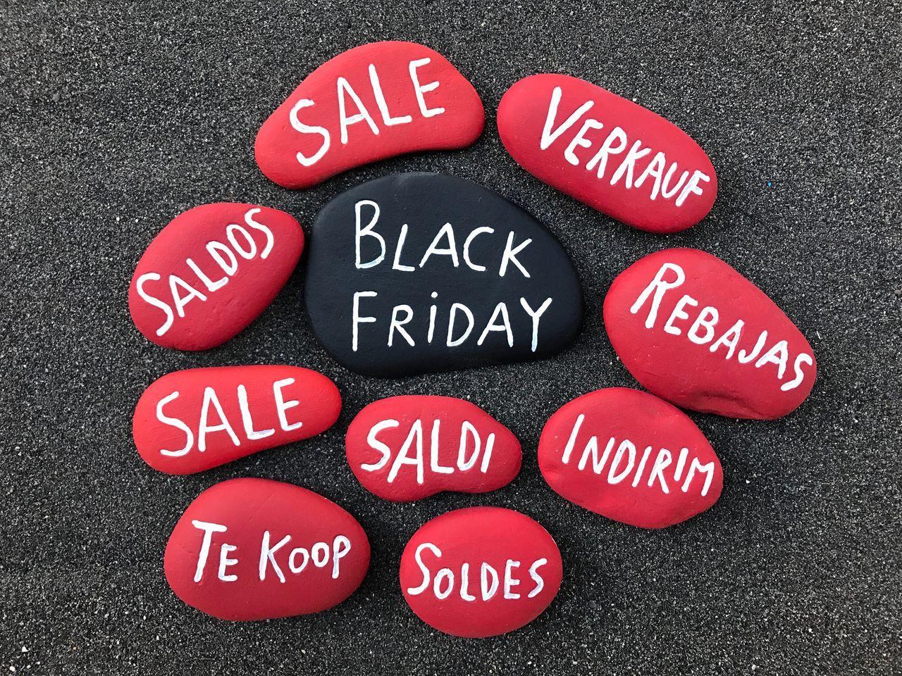 Black Friday concept Yournameonstones Promotion Sold Soldes Saldi Shopping Business Commerce Sale Black Friday Art Work Stones