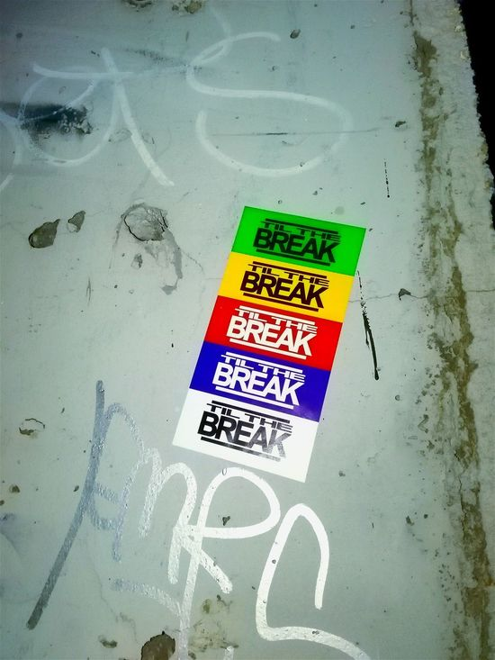 Sticker Graffiti Wall Tagging Streetart/graffiti Urban Tagging 'til The Break Graffiti Stickerporn Stickerseverywhere Stickers Graffitiporn Sticker Wall Stickerwall Sticker Slapper Stickerslapper Stickerama Stickerslappin Stickered Sticker It Stickerfest Stickers Stickers Stickers Stickerslap Stickers And Stickers Stickerbomb Stickerslaps