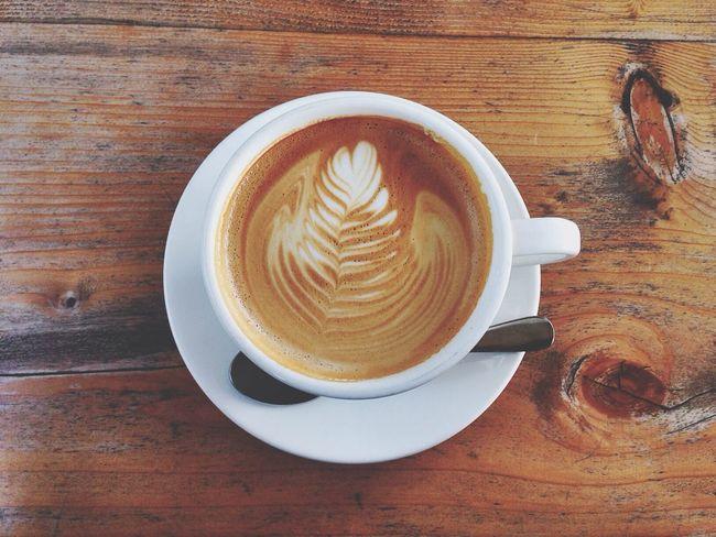 Cafe Latte TERAROSA Coffee ☕ :)