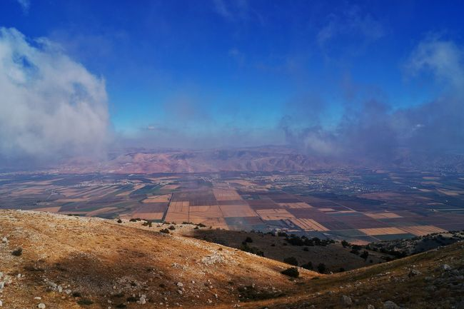 Expedition and adventure in lebanon Outdoors Wanderlust No People Relaxation Tourism Spirituality Landscape Earth Field Clouds Sky Farm Land Offroad Hiking Beauty Lebanon Mountain Travel Sony Alpha Creativity Resting High Section