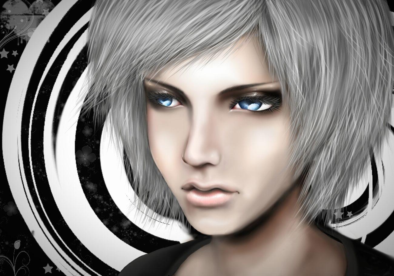 dibujito hecho por mi♡ Arte Drawing Draw Draw By Me Digital Art Digital Painting Art Gallery My Art My Artwork Sexyboy