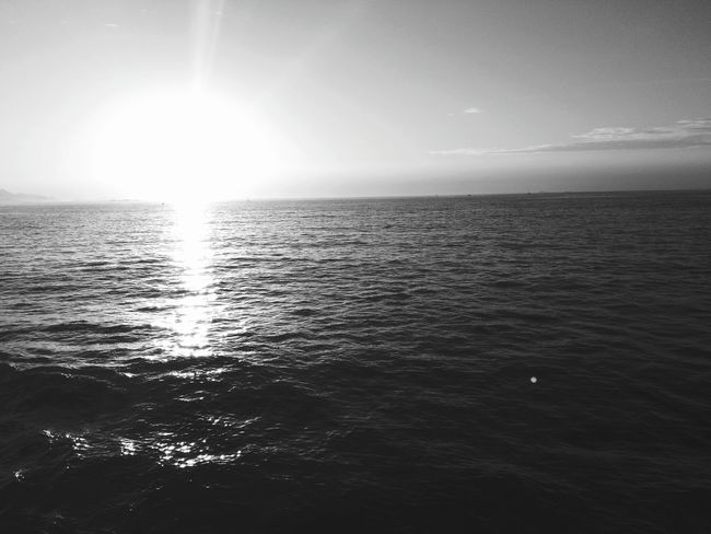 Monochrome Photography Sea