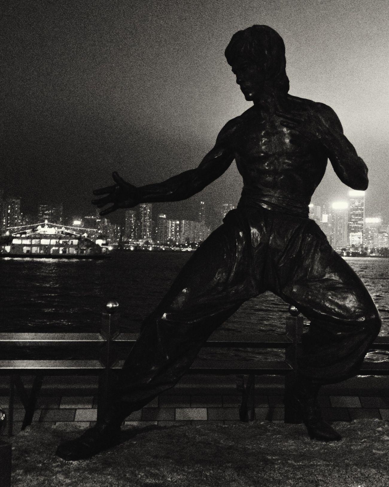 Bruce Lee HongKong Hong Kong Гонконг