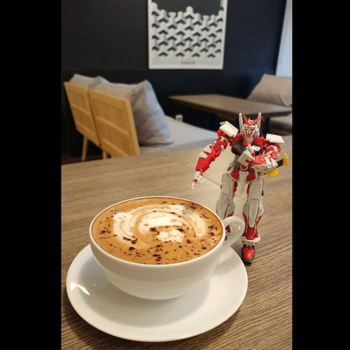 ☕ Coffeetime Figure Coffee Mochaccino Lcbbandung Gundam AstrayRedFrame