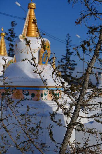 Buryatia Ulan-Ude Buddhism Nofilter