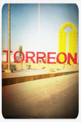 City in Torreón by Letitzxia