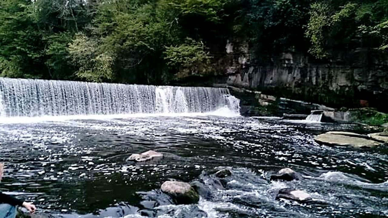 Almond falls Chilling Fishing Enjoying Life Nature Taking Photos Riverside River View TheGreatOutdoors Riverwalk Gone Fishing Fisherman Fishing Time Waterfall Riverbank Chill Mode Relaxing Hanging Out River Cramond