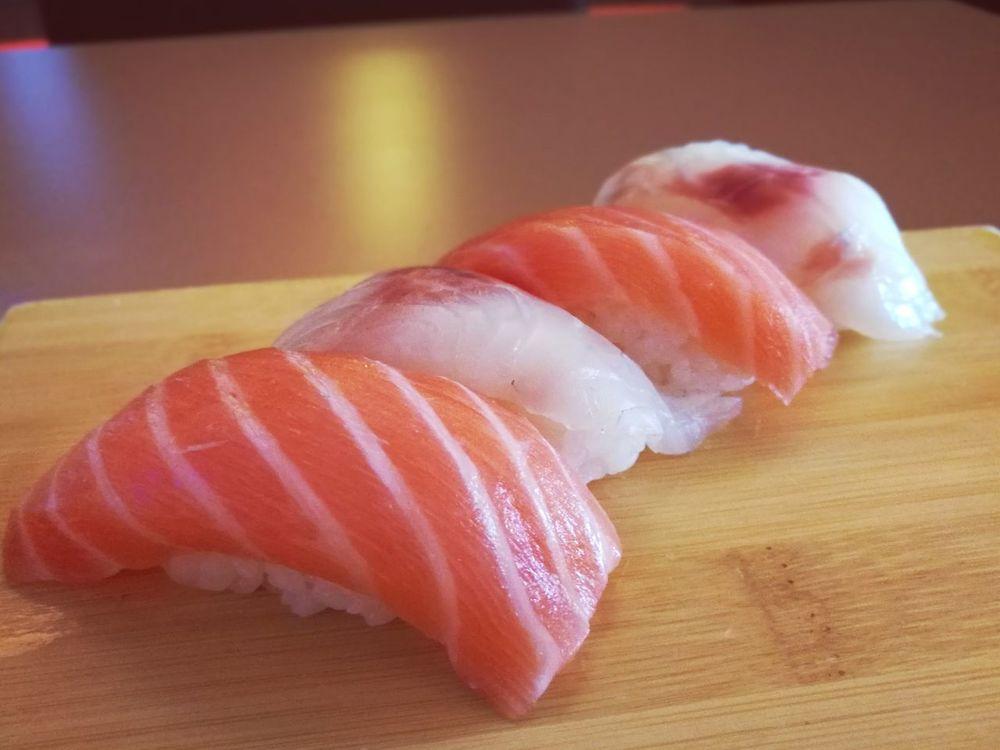 Una serata golosa! sushi time! Nighiri Love Sushi First Eyeem Photo