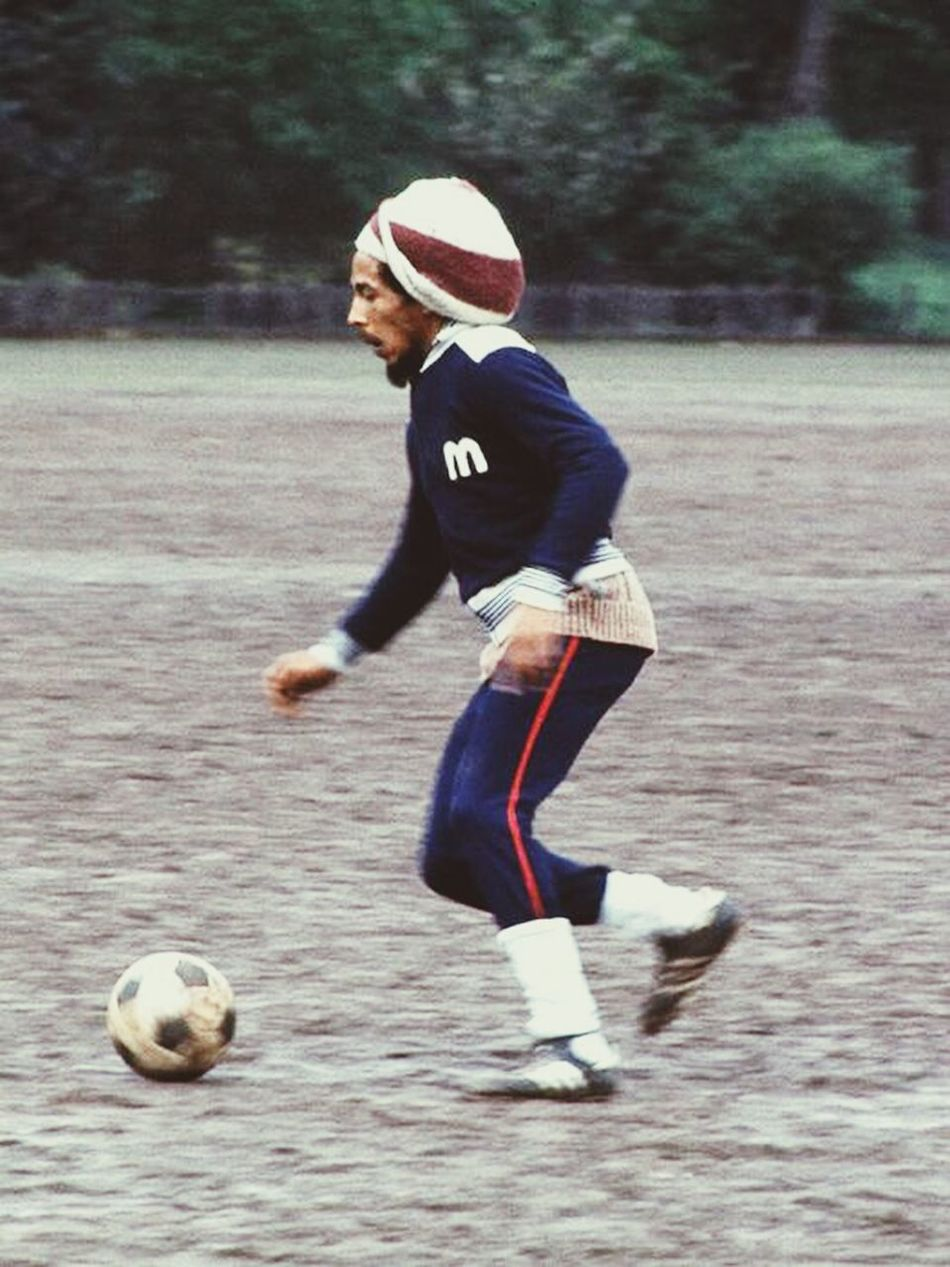 OpenEdit Bobmarley Legend Keepmoving Playfootball