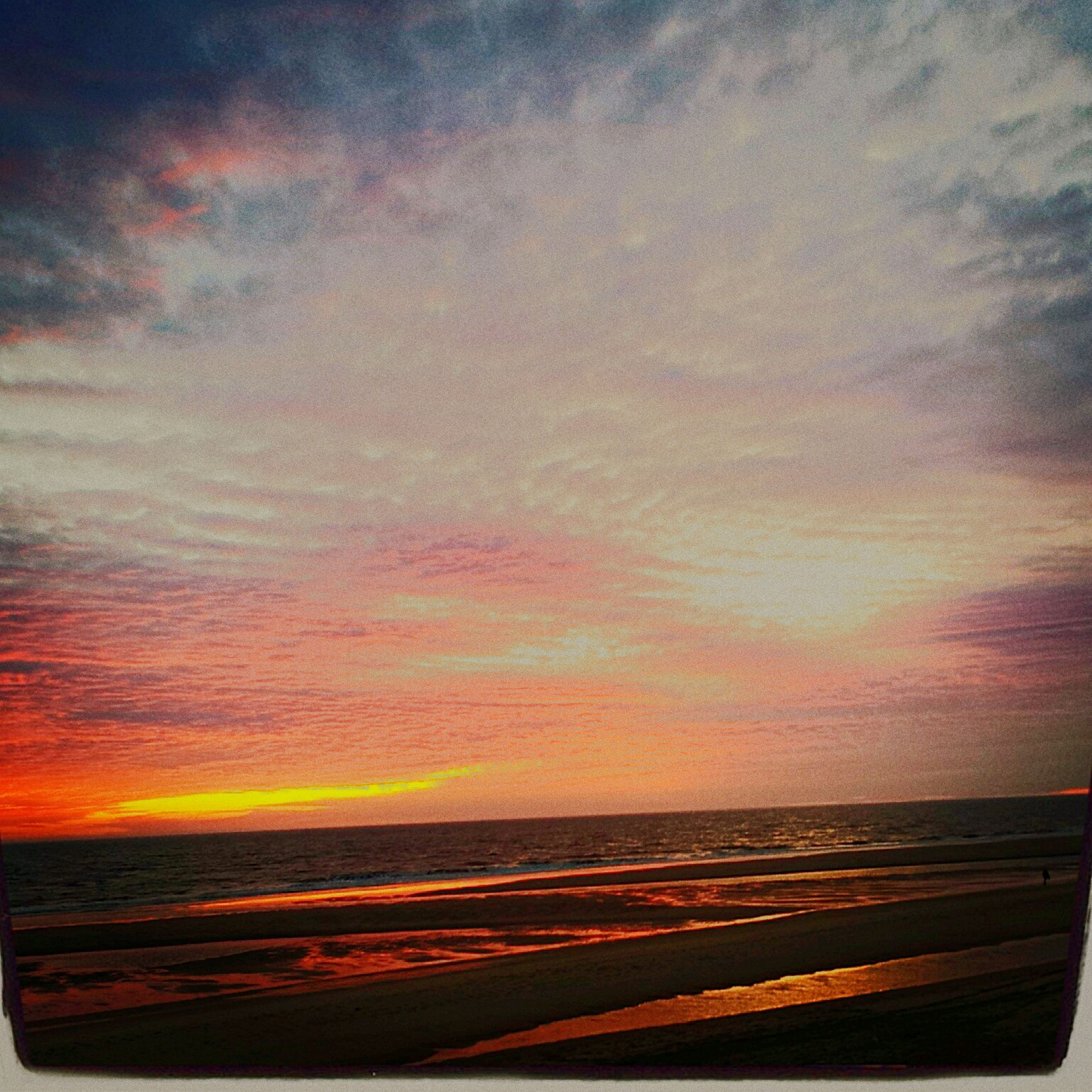 Matalascañas Sunset First Eyeem Photo