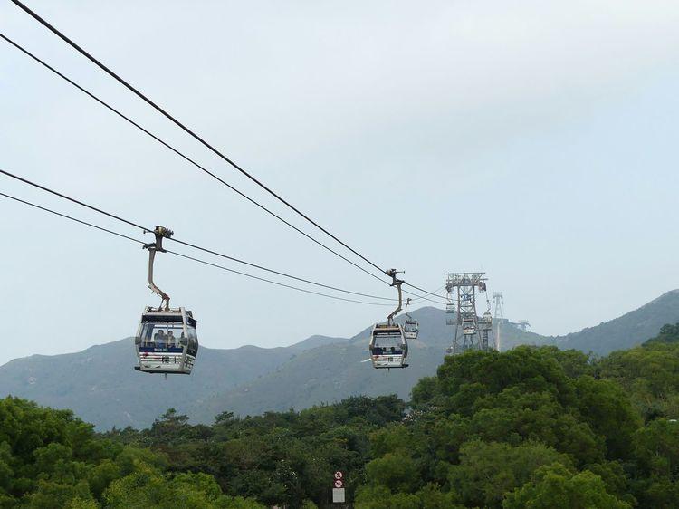 Cablecar Cablecars HongKong Ngongping360