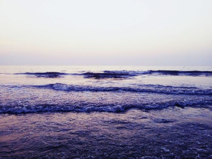 Bombay ... It was at juhu . sunset. Loved it.