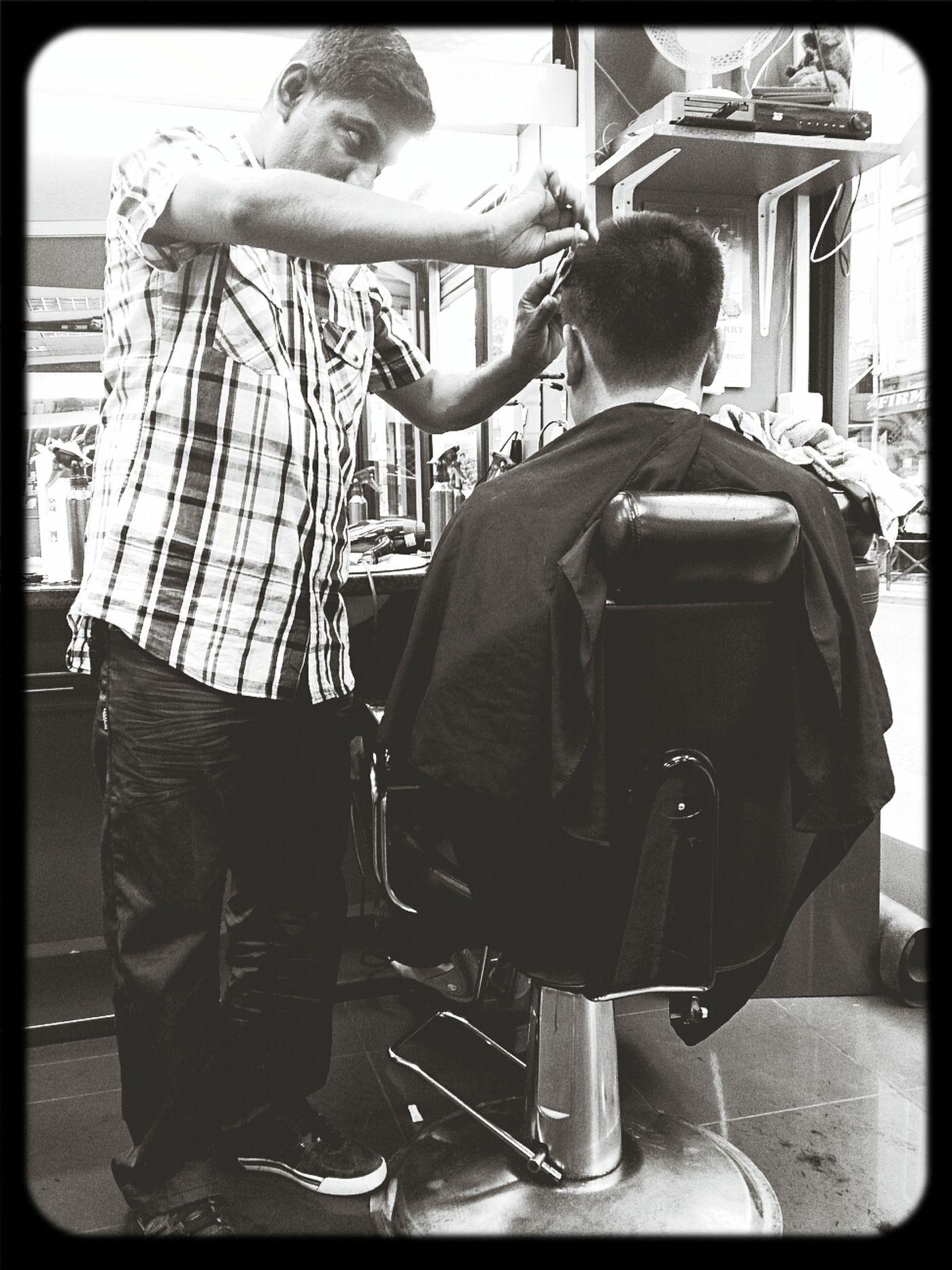 Capa Filter Barbershop