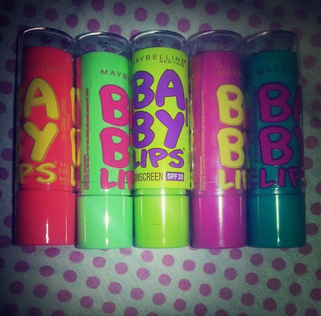 #BabyLips #MyAddiction #MyBabies