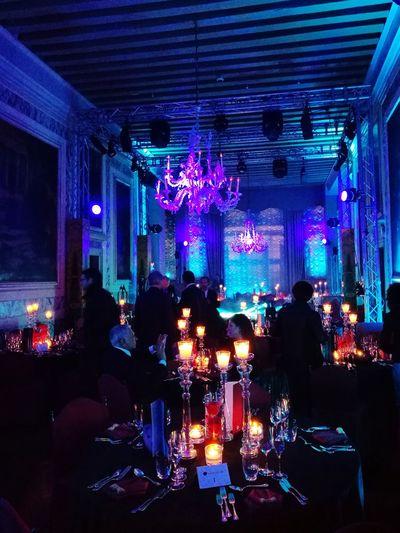 Exclusive Parties In A Venetian Palazzo Night Ca' Vendramin Calergi