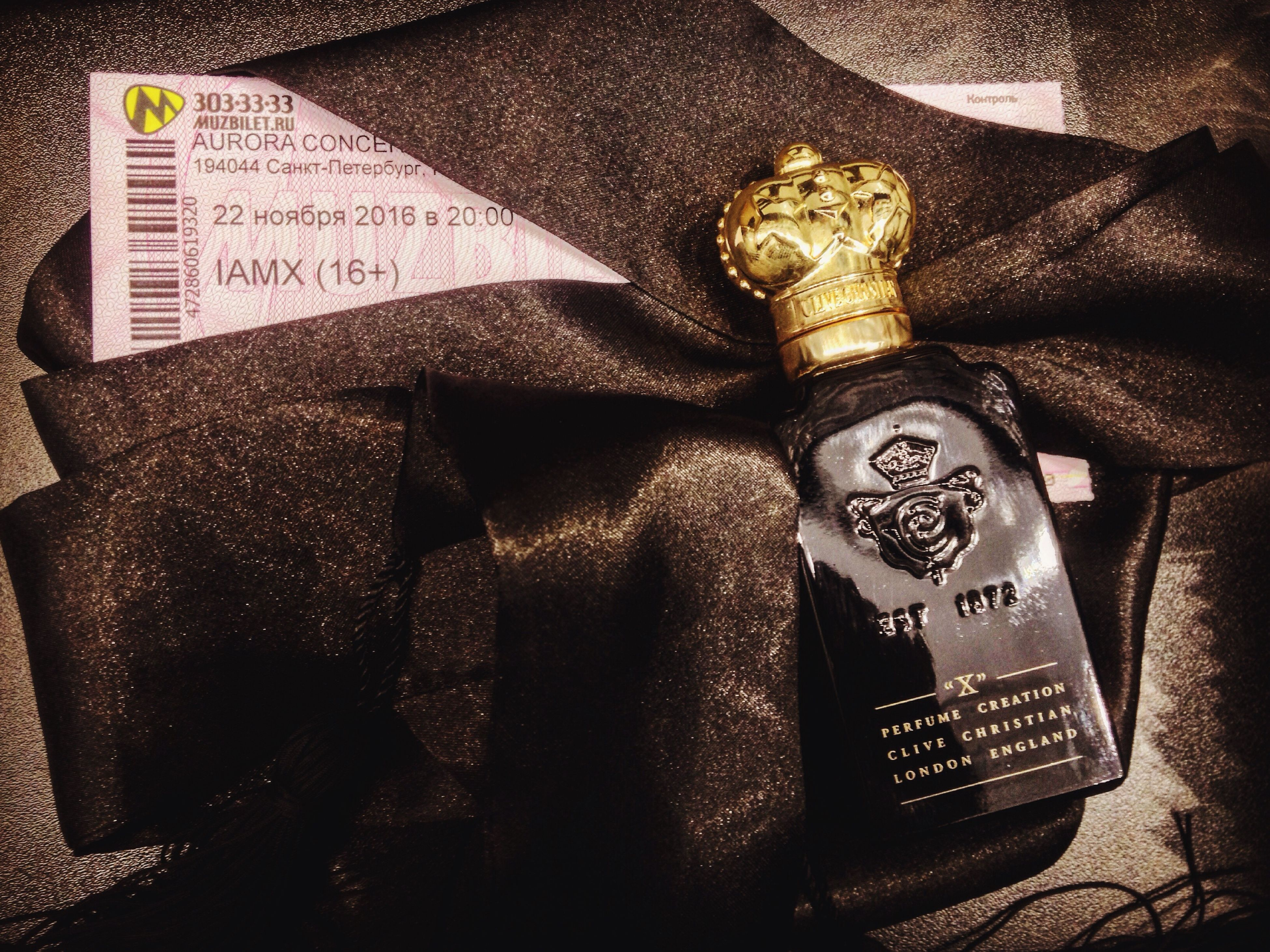 Iamx clivechristian perfume art love
