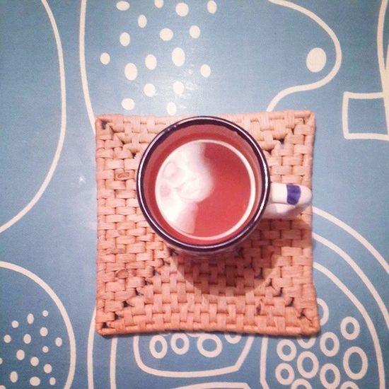 Reflection on tea. Tea Reflection Home Nabeul relaxtunistunisia instamood instagoodstounsiigerstunisia