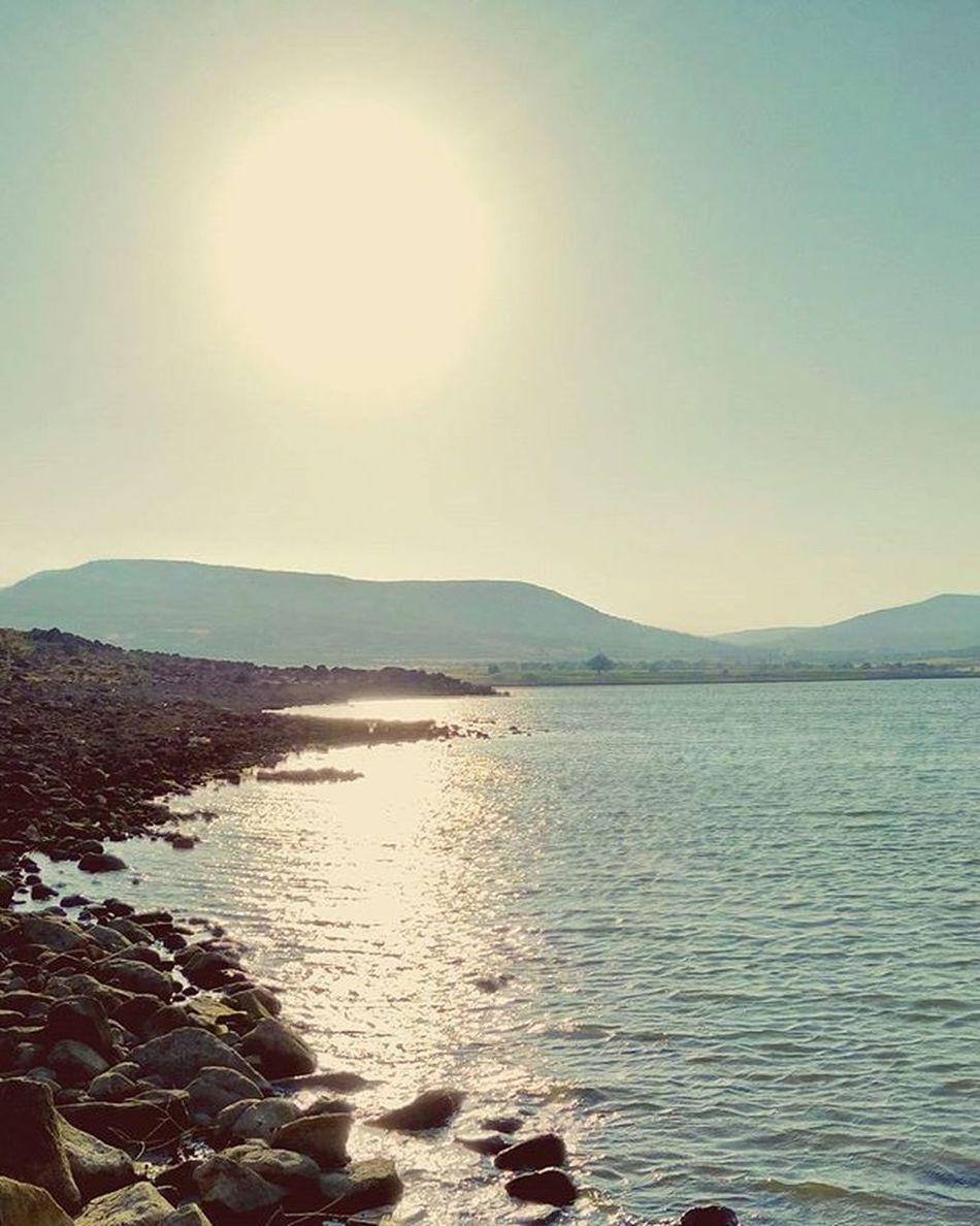 Sun Manzara Sea Kilis Landspaces With WhiteWall