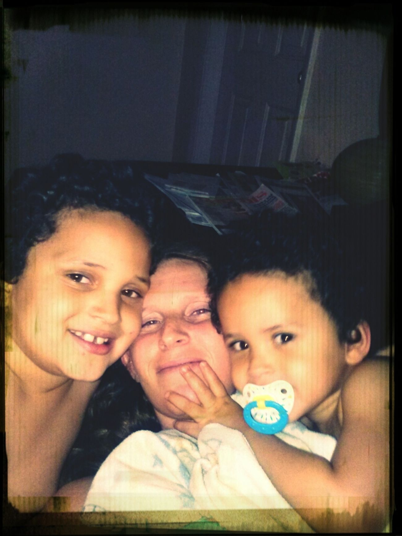 Mommys Boys !!