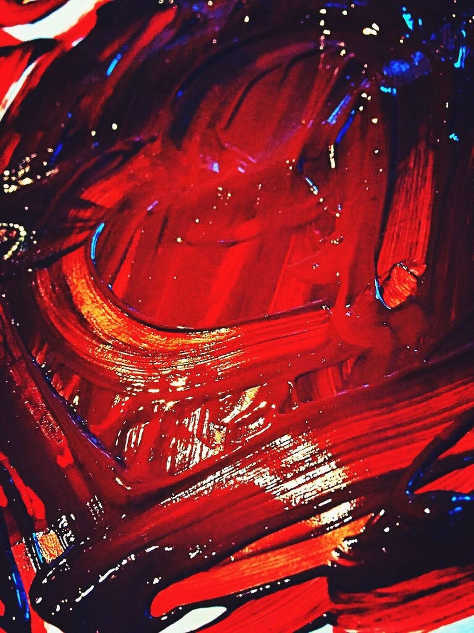 Red Paint - Finger Painting Fun Bold Colors Bold Colours Red Red Color Wet Wet Paint Backgrounds Painted Backround Artsy Background Texture Paint Painting Crafts Activities Bold Red Bright Bold Bright Colors Bright Red Red Paint Painting Art Painted Wet Surface Textures And Surfaces Artistic