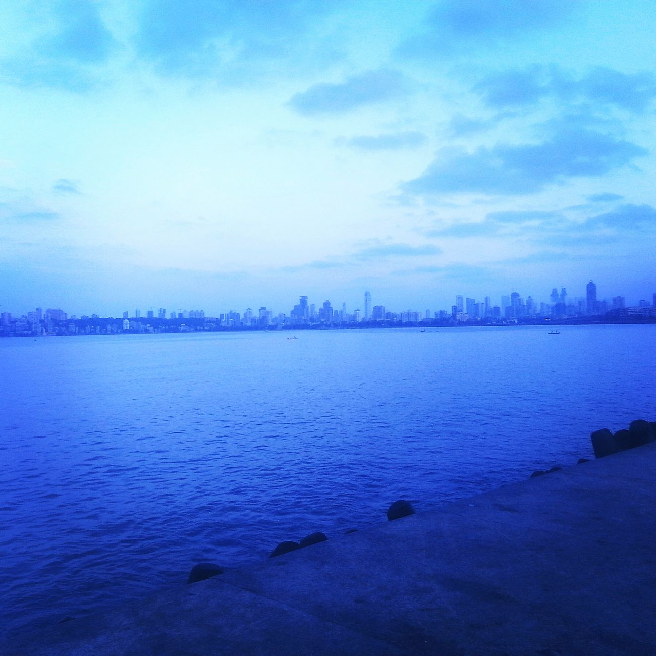 Marine Drive Early Morning Walk...