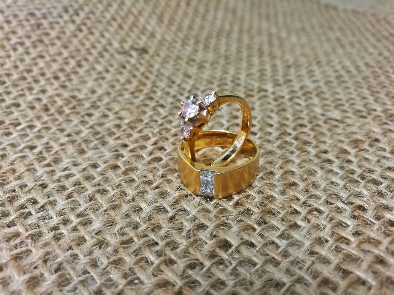 Jewelry Diamond - Gemstone Ring Wealth Wedding Luxury Gold Colored Diamond Ring Engagement Ring Gemstone  Gold No People Precious Gem Finger Ring Indoors  Close-up Day