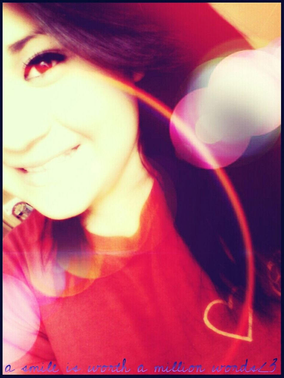 Smile Is My Every Day Accessory <3