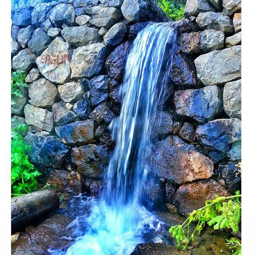Waterfall Smallwaterfall Naturelovers Turkey ig_turkey naturellife Dersim düzgünbaba dersimdenkareler