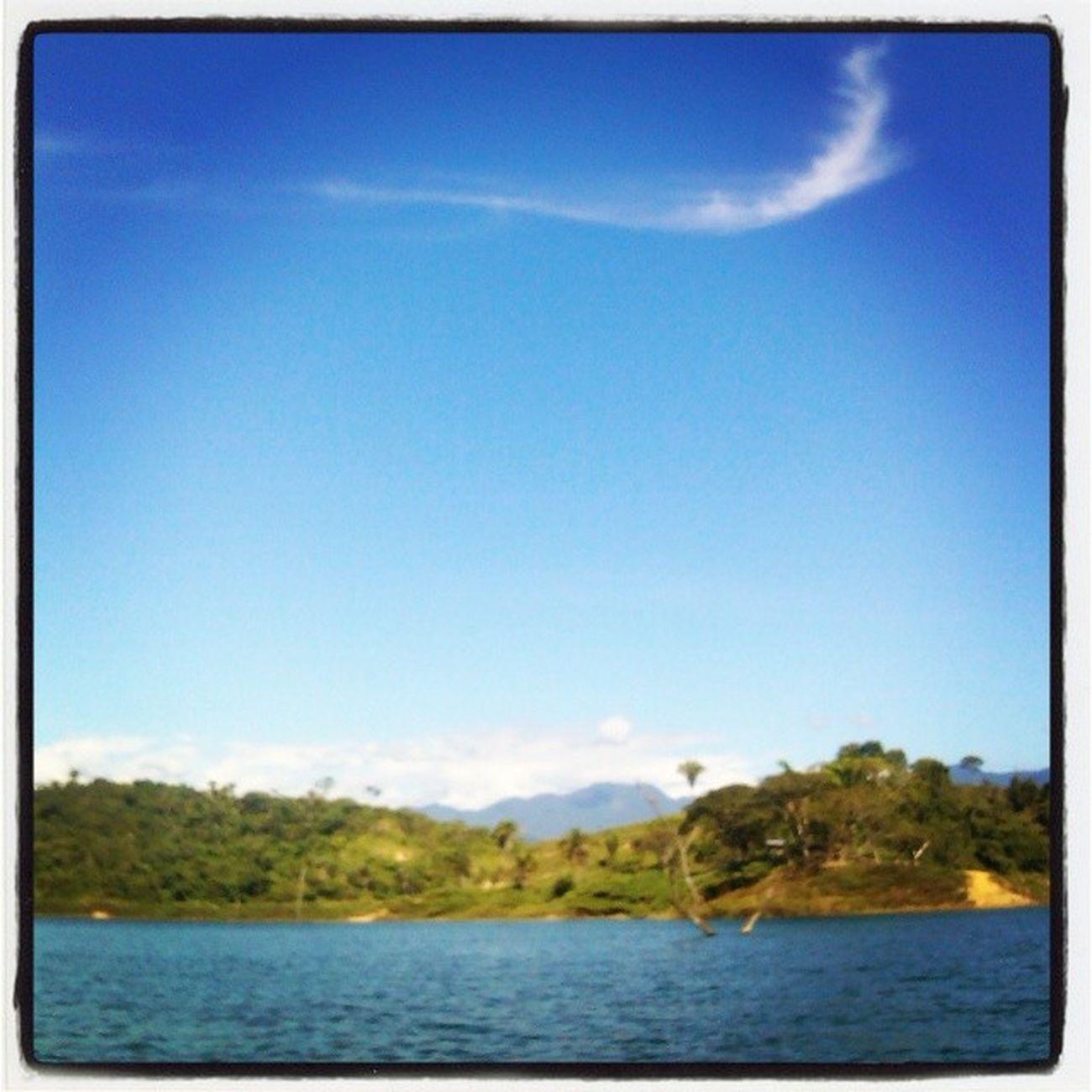 Paisaje Instavenezuela Represas Venezuela pesca