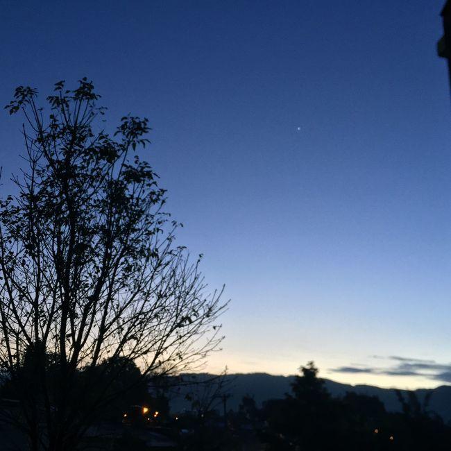 Good morning (today 5:30am!) ❤️🙏🏼💙 Sky Collection Hello World EyeEm Best Shots No Edit/no Filter EyeEm Sky Lover I❤Bogotá! Good Morning World!