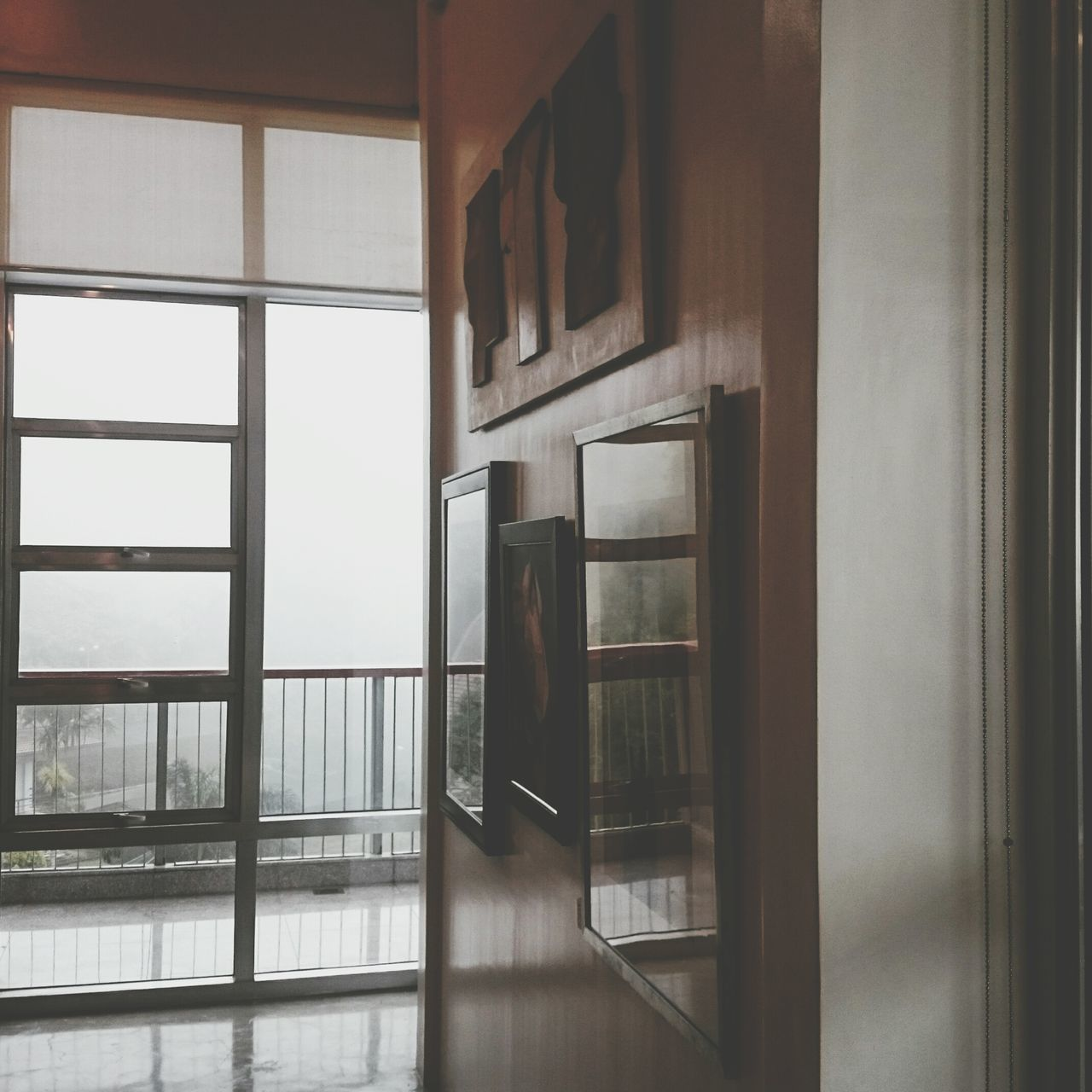 Bencabmuseum Baguio City, Philippines Door Indoors  Open Home Interior Architecture No People Sliding Door Day Painting Exhibition Check This Out Tranquility Relaxing Moments Foggy Mountains